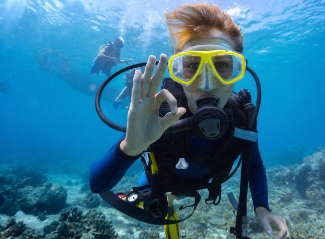 Beginner Scuba Diving Tips