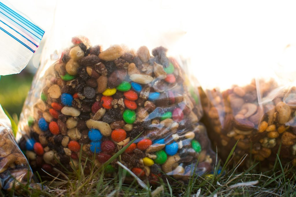 food for hiking