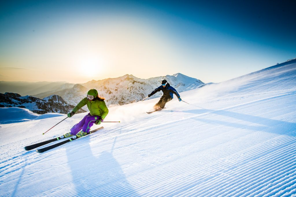 Skiing and snowboarding tips for choosing the right location